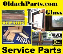 Oldach Parts For All Your Hard To Find Oldach Window Parts